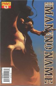 Man With No Name #4 (2008) Dynamite Entertainment comic book